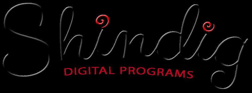 Shindig Programs